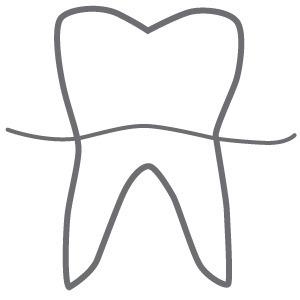 Charlottenlund Tandplejerklinik Helle Bille Ekdahl logo
