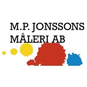 M.P. Jonssons Måleri I Nässjö AB logo