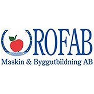 ROFAB Maskin & Byggutbildning AB logo