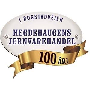 AS Hegdehaugens Jernvarehandel logo