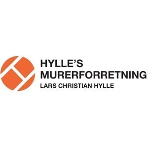 Hylles Murerforretning logo