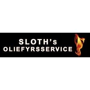 Sloth's Oliefyrsservice logo