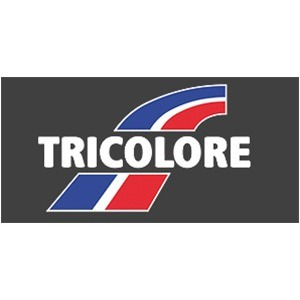 Hansen & Søn A/S - Tricolore logo