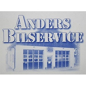 Anders Bilservice logo