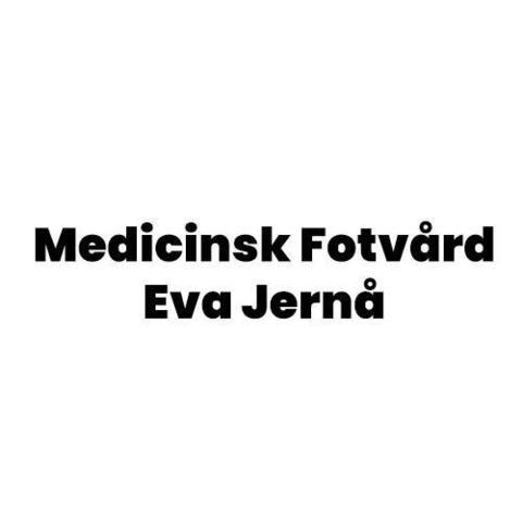 Medicinsk Fotvård Eva Jernå logo
