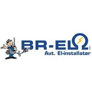 BR-EL A/S logo