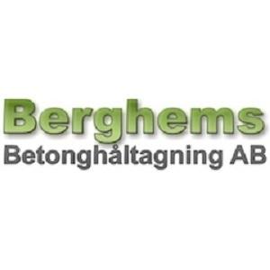 Berghems Betonghåltagning AB logo