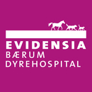 Evidensia Bærum Dyrehospital logo