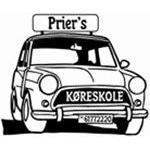 Prier's Køreskole v/ Morten Poulsen logo