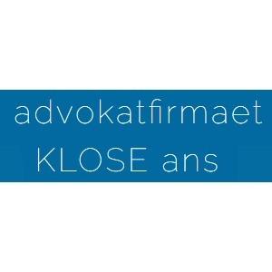 advokatfirmaet KLOSE ans logo