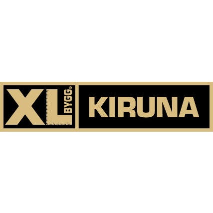 XL-BYGG Kiruna logo