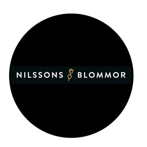 Nilssons Blommor logo