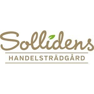 Sollidens Handelsträdgård logo