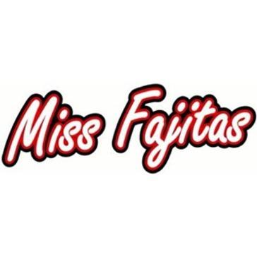 Miss fajitas food & catering logo