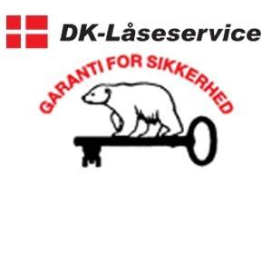 DK-Låseservice I/S logo