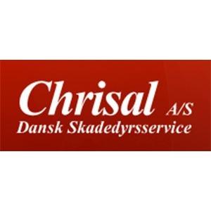 Chrisal Skadedyrsservice A/S - Øst logo