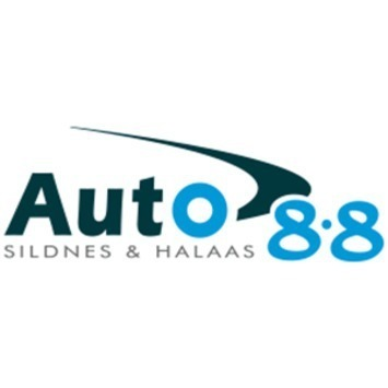 Auto 8-8 Sildnes & Halaas AS avd Eide logo