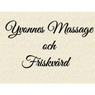 Yvonnes Massage & Friskvård logo