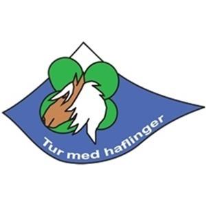 Tur med Haflinger logo