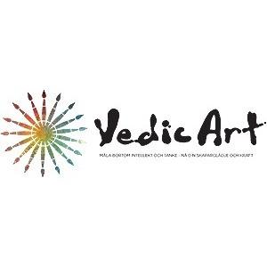 Vedic Art Sverige logo