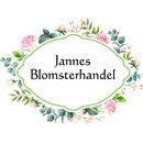 Jannes Blomsterhandel logo