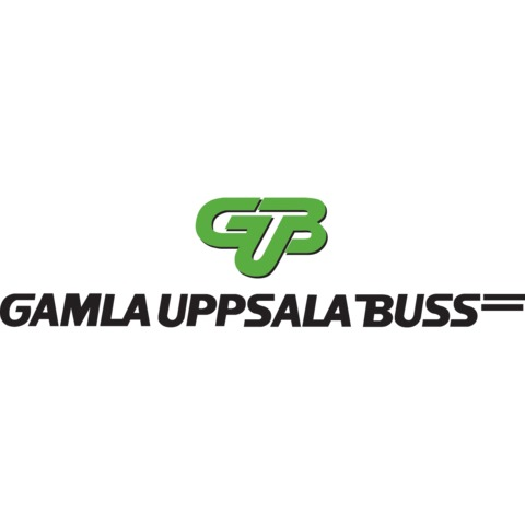 Gamla Uppsala Buss AB logo