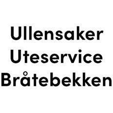 Ullensaker Uteservice Bråtebekken logo