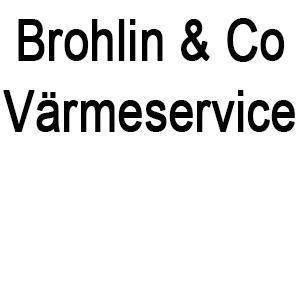 Brohlin & Co Värmeservice logo