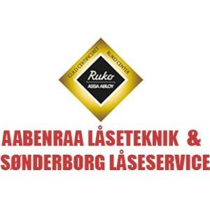 Aabenraa Låseteknik logo