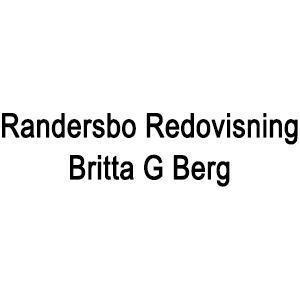 Randersbo Redovisning, Britta G Berg logo