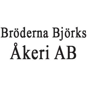 Bröderna Björks Åkeri AB logo