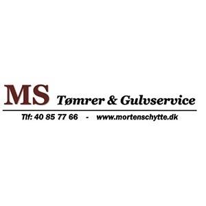 MS Tømrer & Gulvservice logo