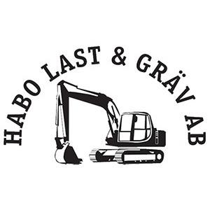 Habo Last & Gräv AB logo