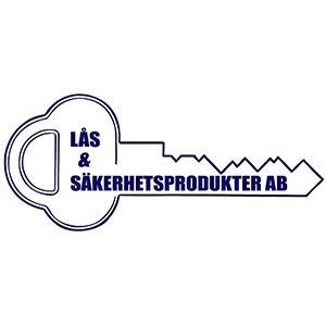Lås & Säkerhetsprodukter AB logo