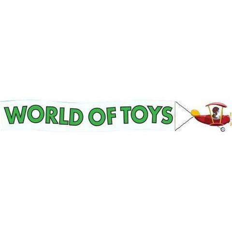 World of Toys Terminal 5 logo