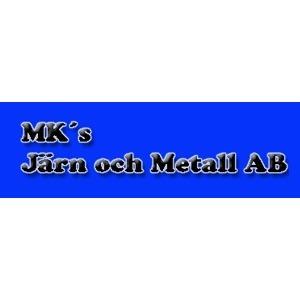 MK:s Järn & Metall i Örebro AB logo