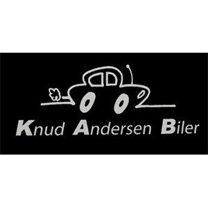 Knud Andersen Biler logo