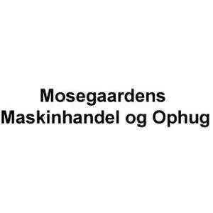 Mosegaardens Maskinhandel og Ophug logo