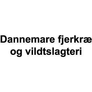 Dannemare fjerkræ og vildtslagteri logo