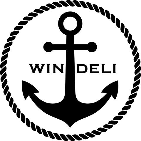 Windeli Fiskvagn i Falkenberg logo