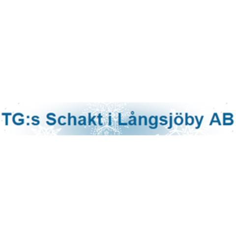 TG:s Schakt i Långsjöby AB logo