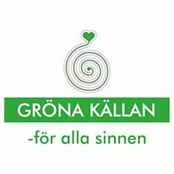 Gröna källan logo