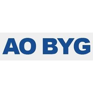AO Byg logo