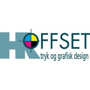 HR-Offset A/S logo