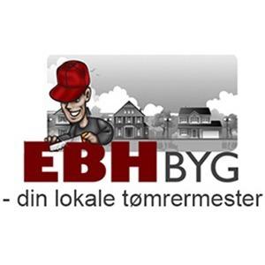 EBH Byg, din lokale tømrermester ApS logo