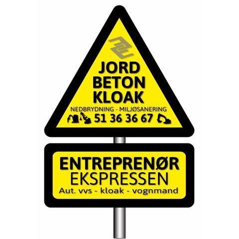 Entreprenør Ekspressen ApS logo