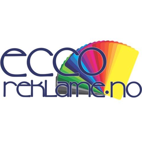 Ecco Reklame & Silketrykk AS logo