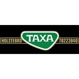 DK-TAXI Holstebro logo