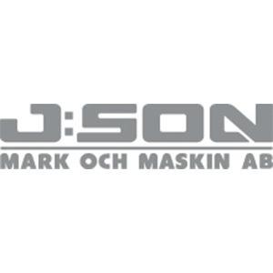J:Son Mark och Maskin AB logo