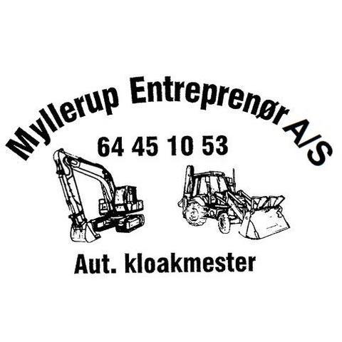 Myllerup Entreprenør A/S logo